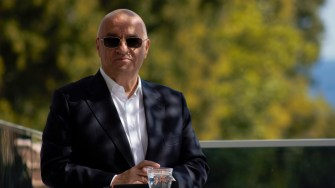 Felix Stroe, candidatul PSD la funcția de președinte al Consiliului Județean Constanța. FOTO Paul Alexe