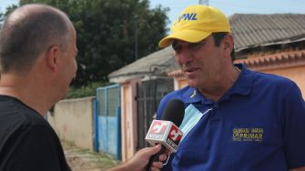 Marian Gălbinașu, primarul comunei Corbu. FOTO CTnews.ro