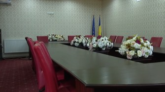 Primăria Saraiu. FOTO CTnews.ro
