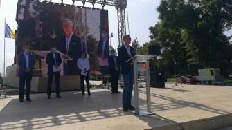 Candidatul USR PLUS la Primăria Constanța, Stelian Ion, FOTO Paul Alexe