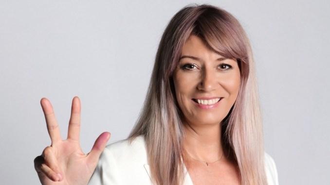 Virginia Uzun, candidatul PSD la Primăria Eforie. FOTO V. U.