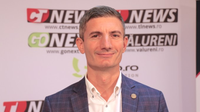 George Gabriel Vișan, deputat PSD de Constanța. FOTO Adrian Boioglu