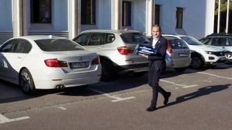 Pro România Constanța a depus listele alegerile parlamentare. FOTO Paul Alexe