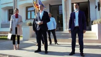 Candidații Pro România Constanța la alegerile parlamentare. FOTO Paul Alexe