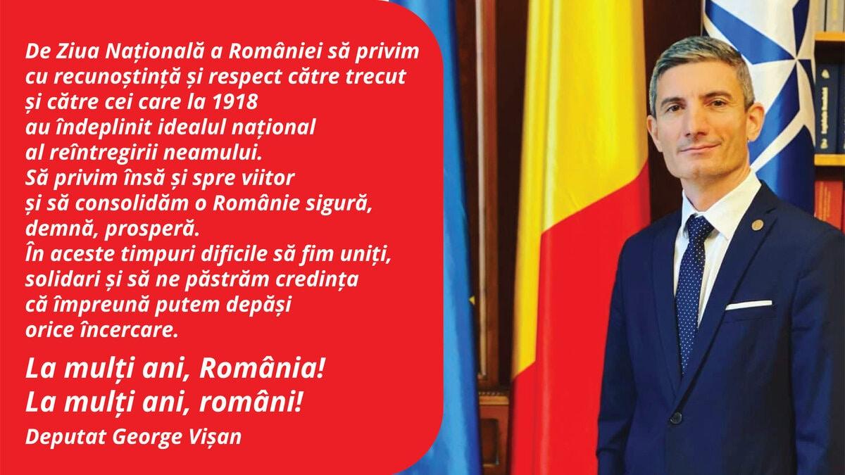 Deputat George Vișan