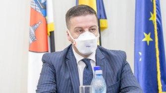 Stelian Gima, vicepreședinte Consiliul Județean Constanța. FOTO CJ Constanța