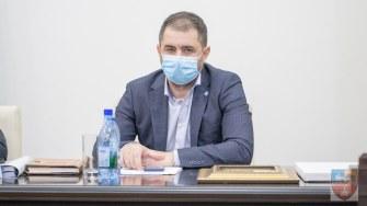 Petre Enciu, vicepreședinte Consiliul Județean Constanța. FOTO CJ Consstanța