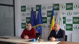 Fildis Reșit și Daniel Constantin Moraru, candidați PER Constanța pentru Camera Deputaților. FOTO CTnews.ro