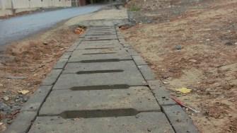 Străzi asfaltate în Aliman. FOTO Paul Alexe