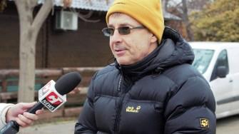 Directorul Complexului Muzeal de Științe ale Naturii Constanța, Adrian Bîlbă. FOTO Paul Alexe