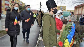Ziua Unirii Principatelor a fost sărbătorită cu fast la Cumpăna. FOTO primăria Cumpăna