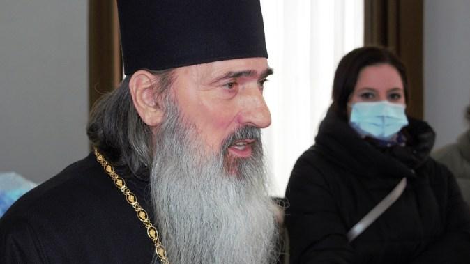 Înalt Prea Sfințitul Teodosie, Arhiepiscopul Tomisului. FOTO Paul Alexe