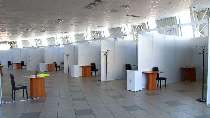 Centrul de vaccinare din Pavilionul Expozițional Constanța devine funcțional de luni, 8 februarie