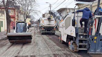 Restricții totale de trafic rutier pe străzile Constantin Brătescu și Griviței, pentru asfaltarea carosabilului