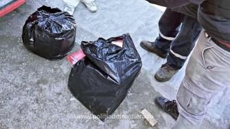 Marinari egipteni, cercetați penal pentru contrabandă cu țigarete