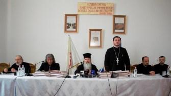 Simpozion organizat de Arhiepiscopia Tomisului. FOTO Paul Alexe
