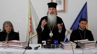 Arhiepiscopul Tomisului, Înalt Prea Sfințitul Teodosie. FOTO Paul Alexe