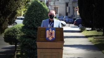 Florin Cîțu în vizită în Constanța. FOTO Paul Alexe