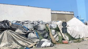 Aproximativ 12.500 de tone de deșeuri de aluminiu, aduse din Croația, descoperite în Portul Constanța