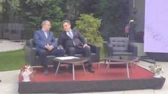 Vergil Chițac și Mihai Lupu