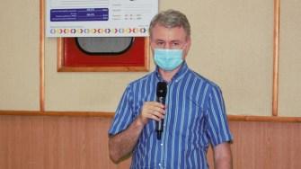 Reprezentantul SEARCH Corporation, Florin Răducu. FOTO Paul Alexe