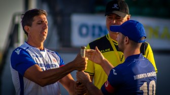 Frontiera Tomis Constanța a câștigat Cupa României la oină. FOTO Paul Alexe