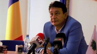 Dr. Erdin Borgazi Managerul Spitalul Clinic de Pneumoftiziologie Constanța. FOTO Paul Alexe
