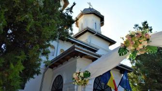 Biserica din Cumpăna. FOTO Primăria Cumpăna