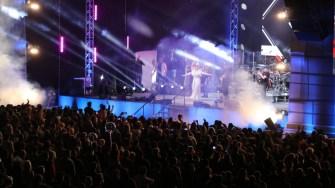 Concert la Festivalul Dapyx Medgidia. FOTO Adrian Boioglu