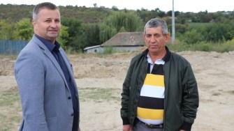 Marian Moroiu și Mihalache Neamțu. FOTO Adrian Boioglu