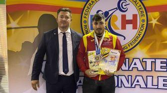Medalii pentru sportivii de la CS Ovidiu la Campionatul Național de Haltere