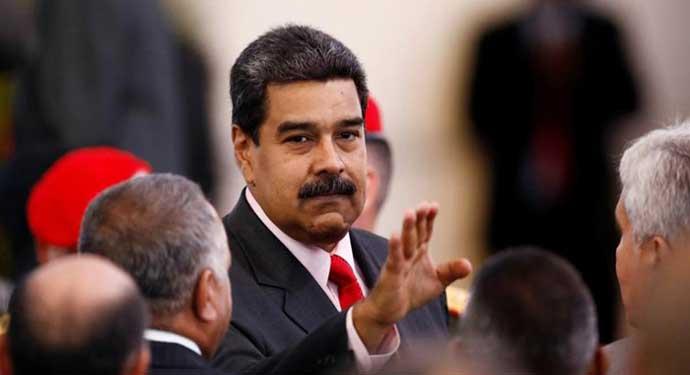 ভেনেজুয়েলা থেকে দুই মার্কিনকূটনীতিককে বহিষ্কার