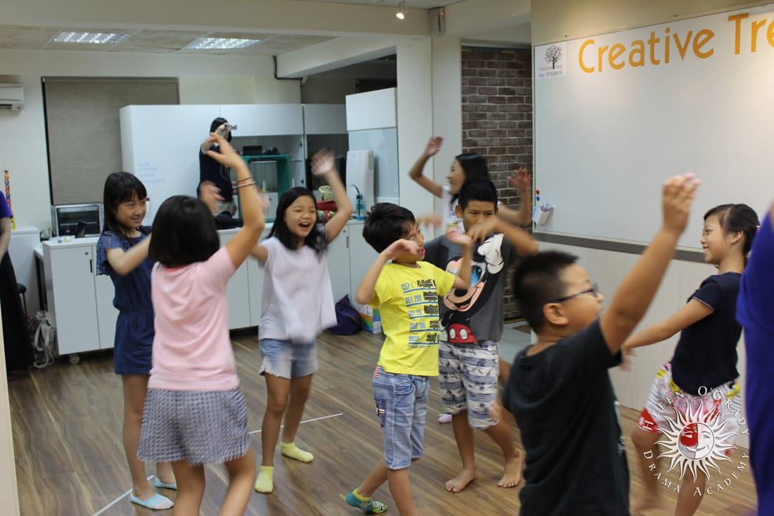 英語戲劇課程 - 社團法人專注力訓練推廣協會