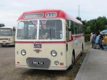 Welcome visitor, ex Alexander Fife Cub RMS714 now with North Somerset Coaches, Nailsea.