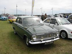 A very well turned out Vauxhall Victor FB