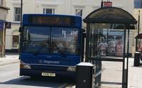 Stagecoach Dart 34389