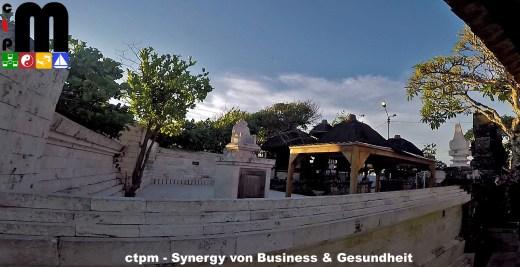 Eine Stätte des Nachdenkens - Uluwatu Temple Bali