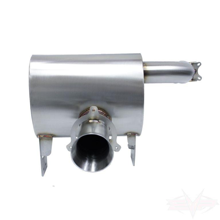 evo maverick x3 magnum exhaust