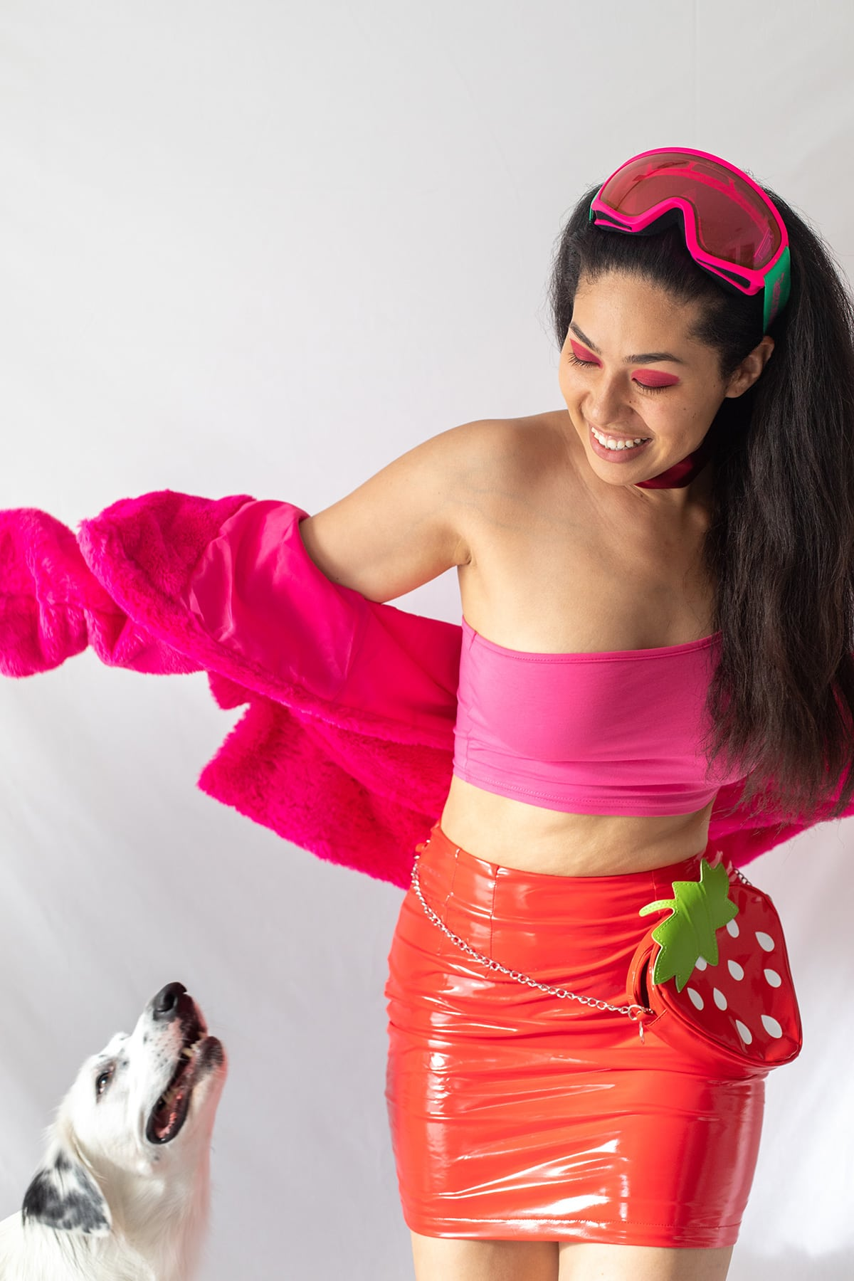 Doja Cat Watermelon Costume : watermelon, costume, Costume, Inspirational, Women, Edition, Curate