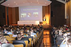Symposia Lectures in Sihler Auditorium