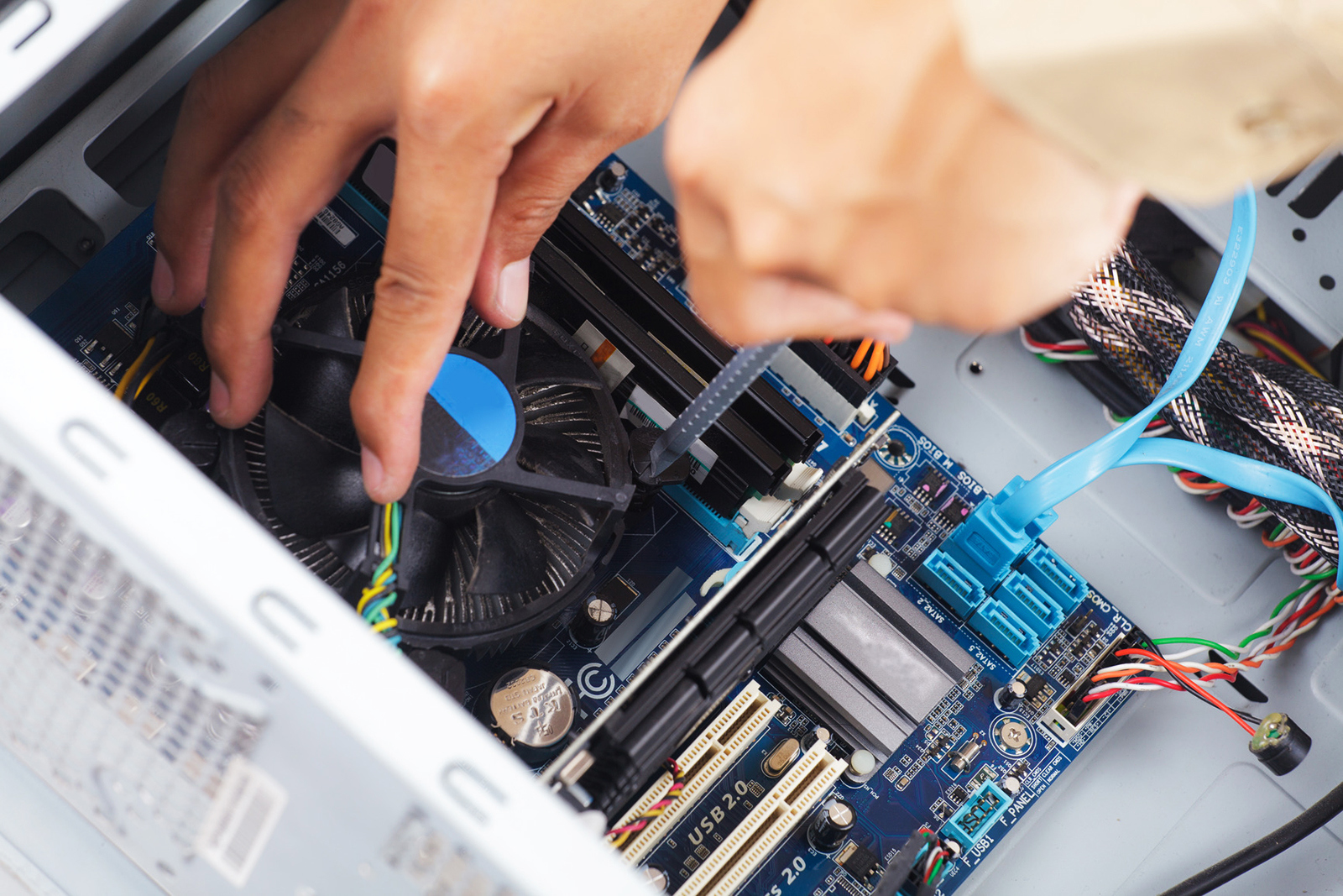 Owensboro Kentucky Onsite PC & Printer Repair, Network, Voice & Data Cabling Services