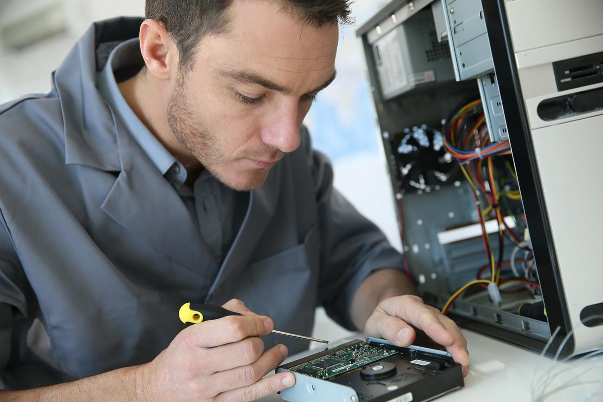 Frankfort Kentucky On Site PC & Printer Repair, Network, Voice & Data Cabling Services