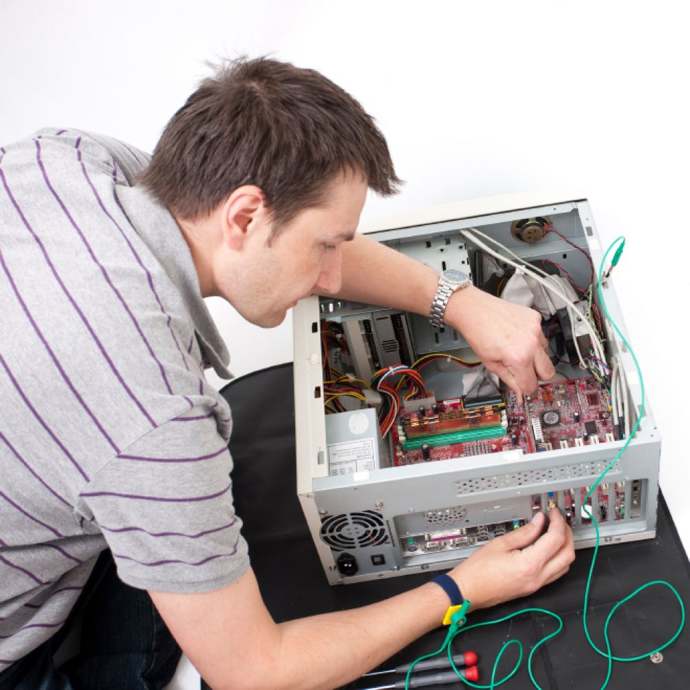 Glasgow Kentucky Onsite Computer PC & Printer Repair, Network, Voice & Data Cabling Services