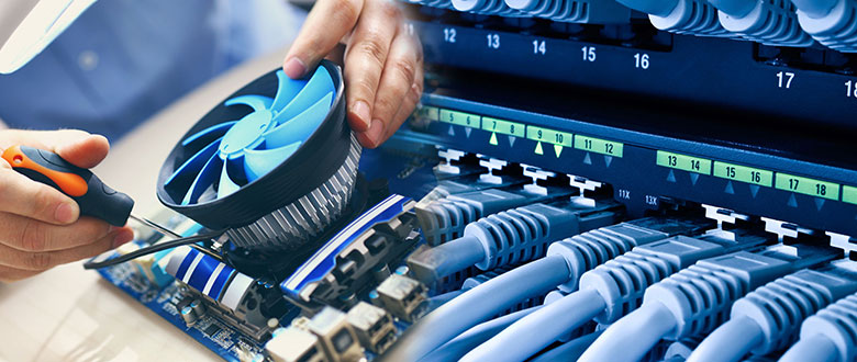 Vernon Hills Illinois On Site PC & Printer Repair, Networking, Voice & Data Cabling Contractors