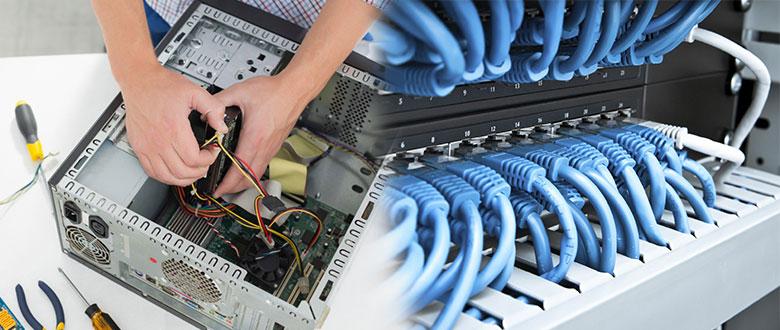 Dahlonega Georgia Onsite PC & Printer Repair, Networks, Voice & Data Cabling Services