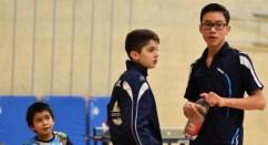 Yardel HURTADO champion genevois U15