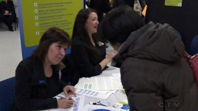 Recruitment event at Lakeshore General Hospital draws ...