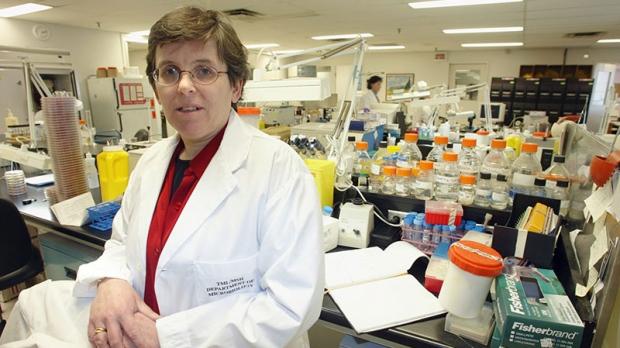 Dr. Allison McGreer