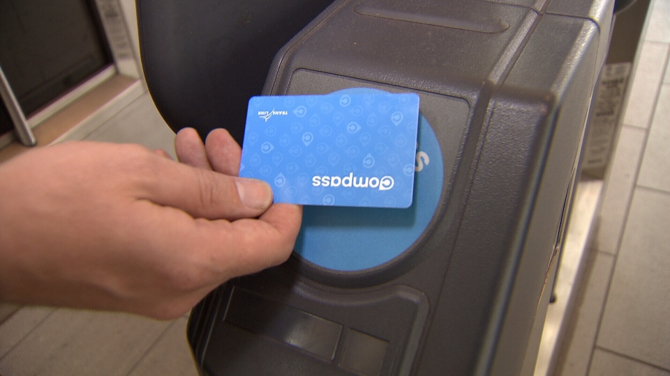 Compass card tapout failures could mean extra fares for riders  CTV News