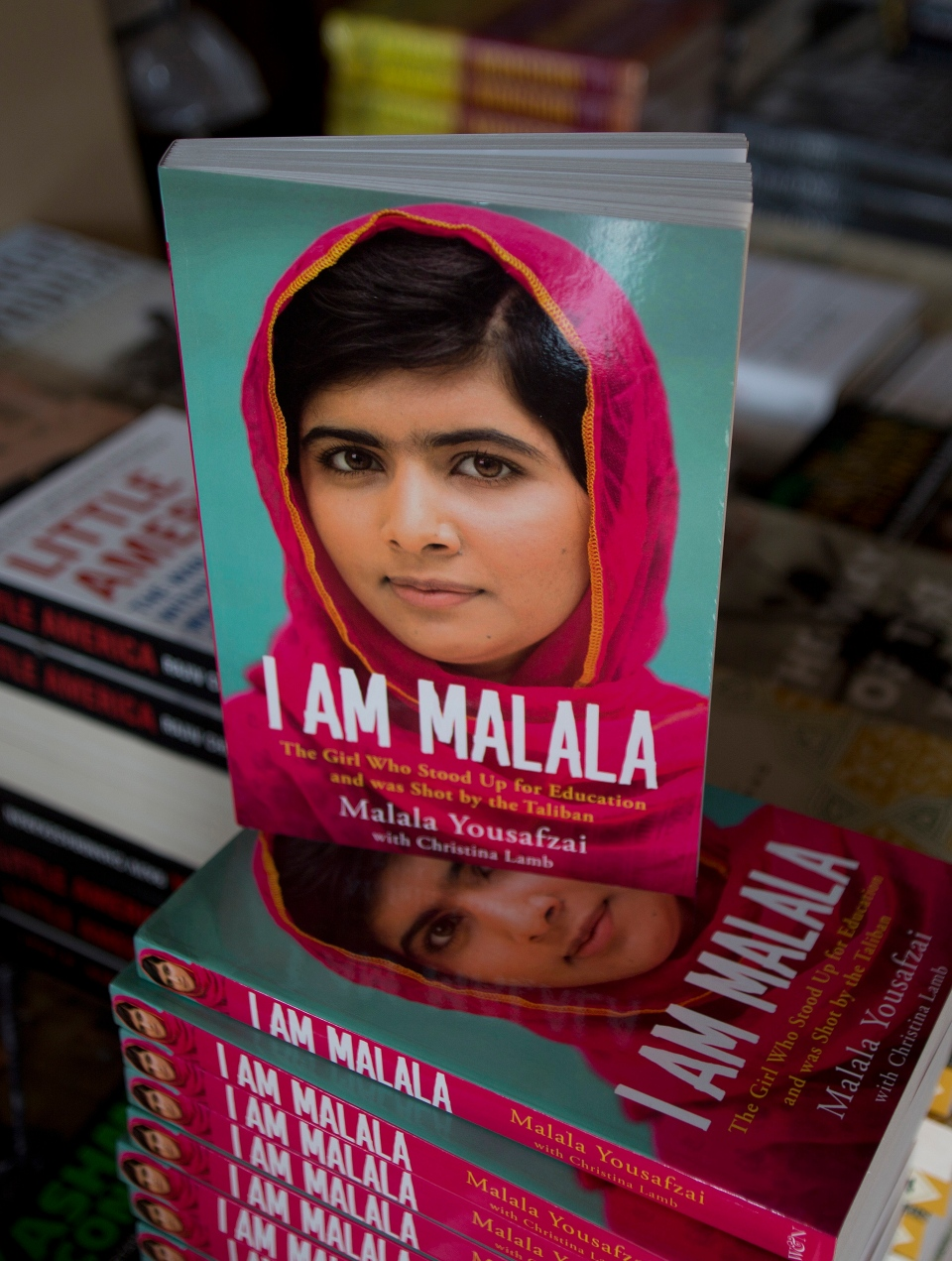 Malala book launch in Pakistan cancelled over security